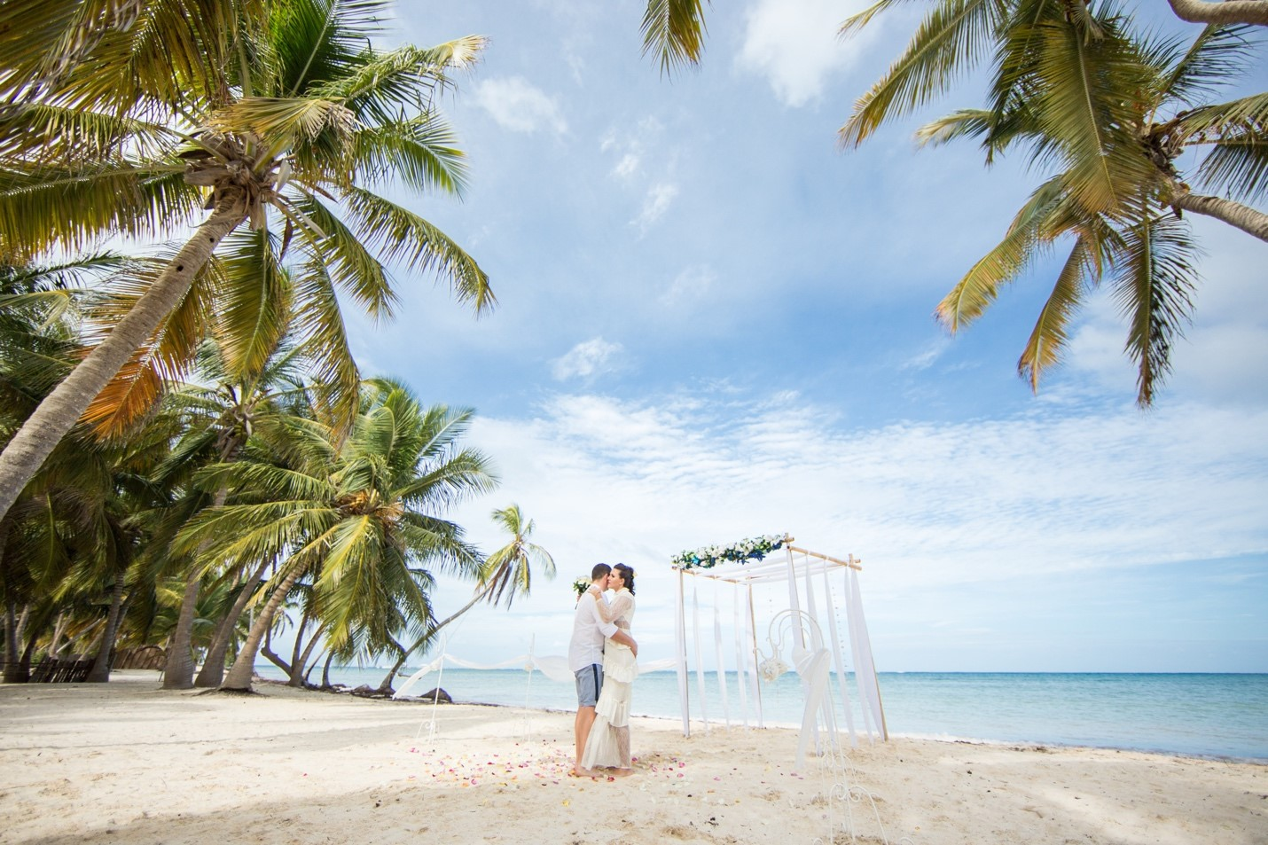 Punta Cana Elopement and Intimate Wedding punta cana